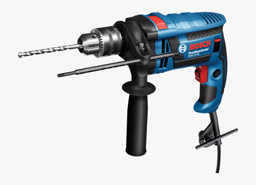 Bosch Hammer Drill 16mm, HD Png Download, Free Download