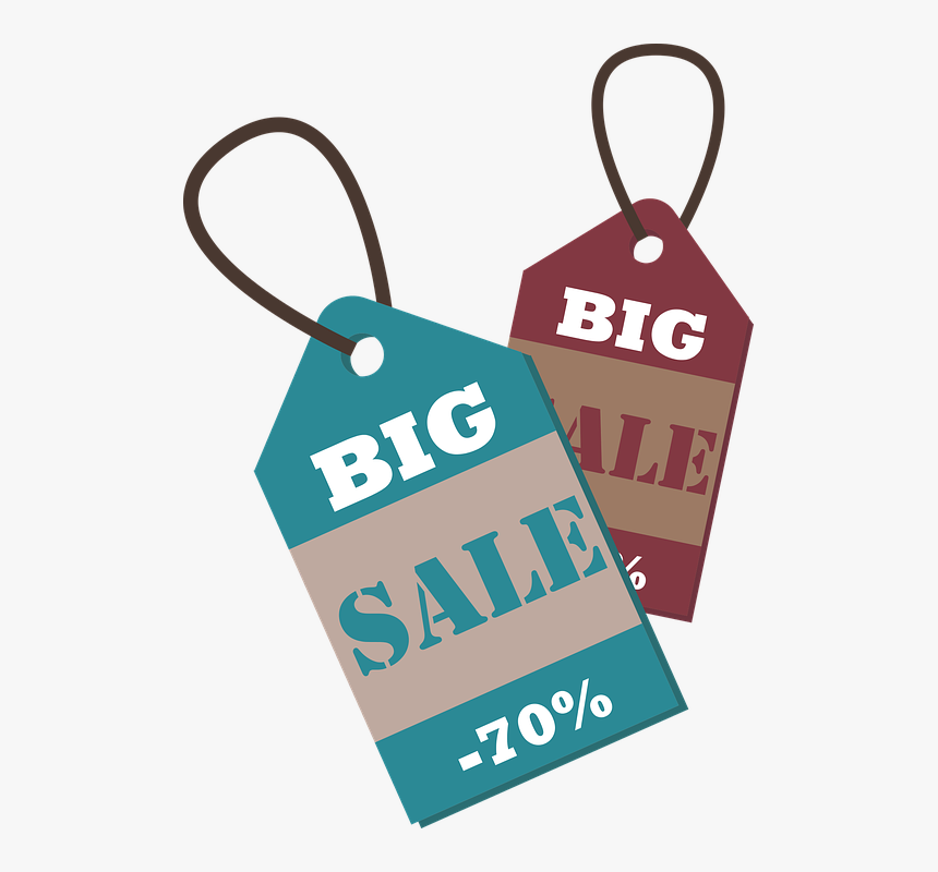 Price Tag, Price, Icon, Label, Branding, Flat Design - Price Tag Png Garage Sale, Transparent Png, Free Download