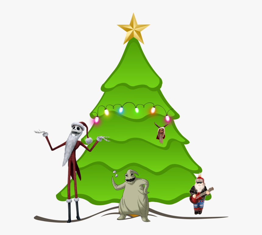 Transparent Merry Christmas - Stock Image Christmas Tree, HD Png Download, Free Download