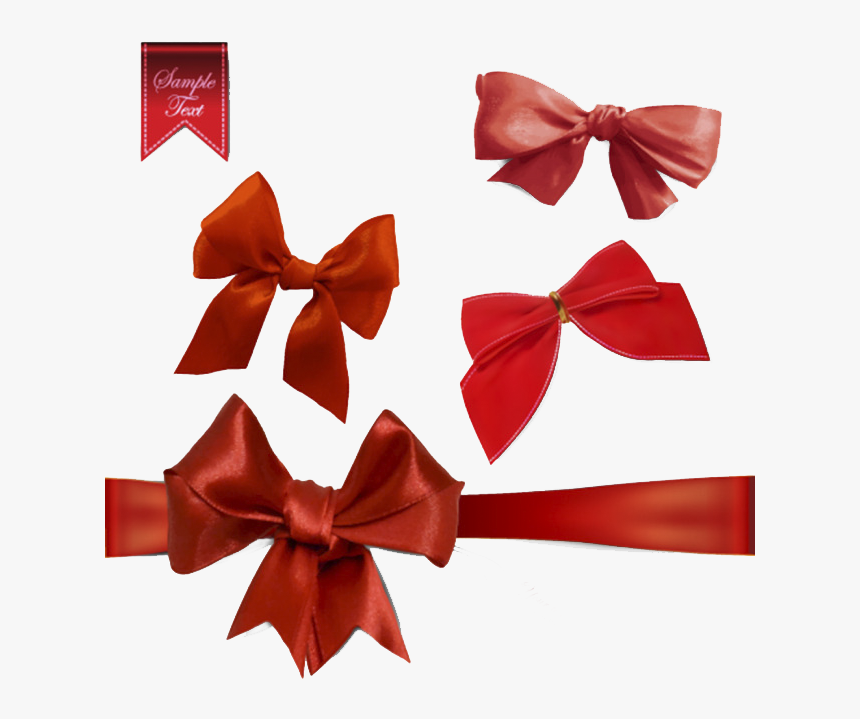 Bow Tie Necktie Euclidean - Tie Gift Vector, HD Png Download, Free Download
