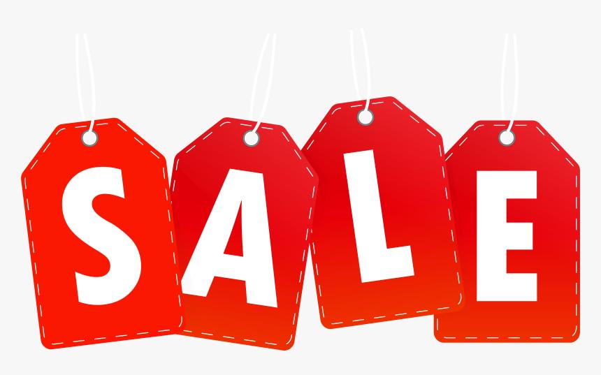 Sale Tags Clip Art - Sale Tag Clip Art, HD Png Download, Free Download