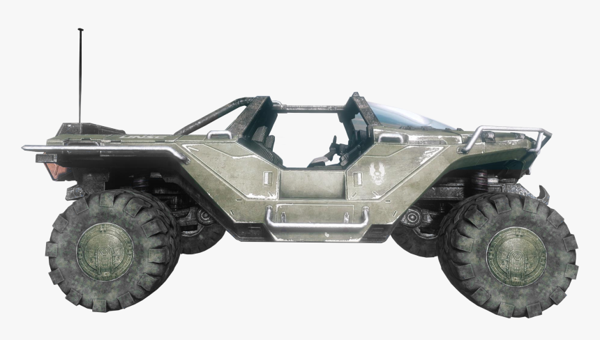 Halo 3 Warthog Transparent, HD Png Download, Free Download