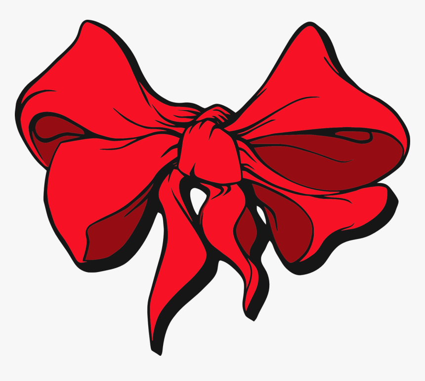 Vector Graphics,free Pictures, Free Photos, Free Images, - Red Ribbon Clip Art, HD Png Download, Free Download
