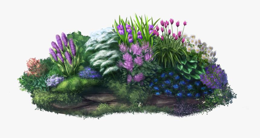 Spring Crocus - Perennial Png, Transparent Png, Free Download