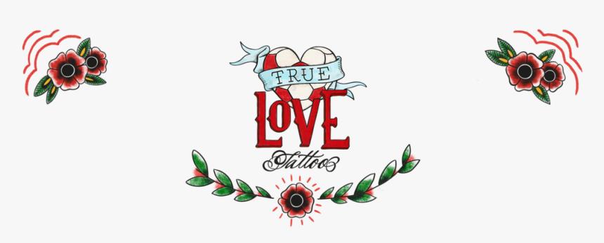 Header True Love Tattoo, HD Png Download, Free Download