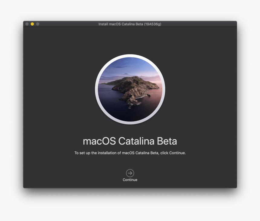 Mac Os Catalina Logo, HD Png Download, Free Download