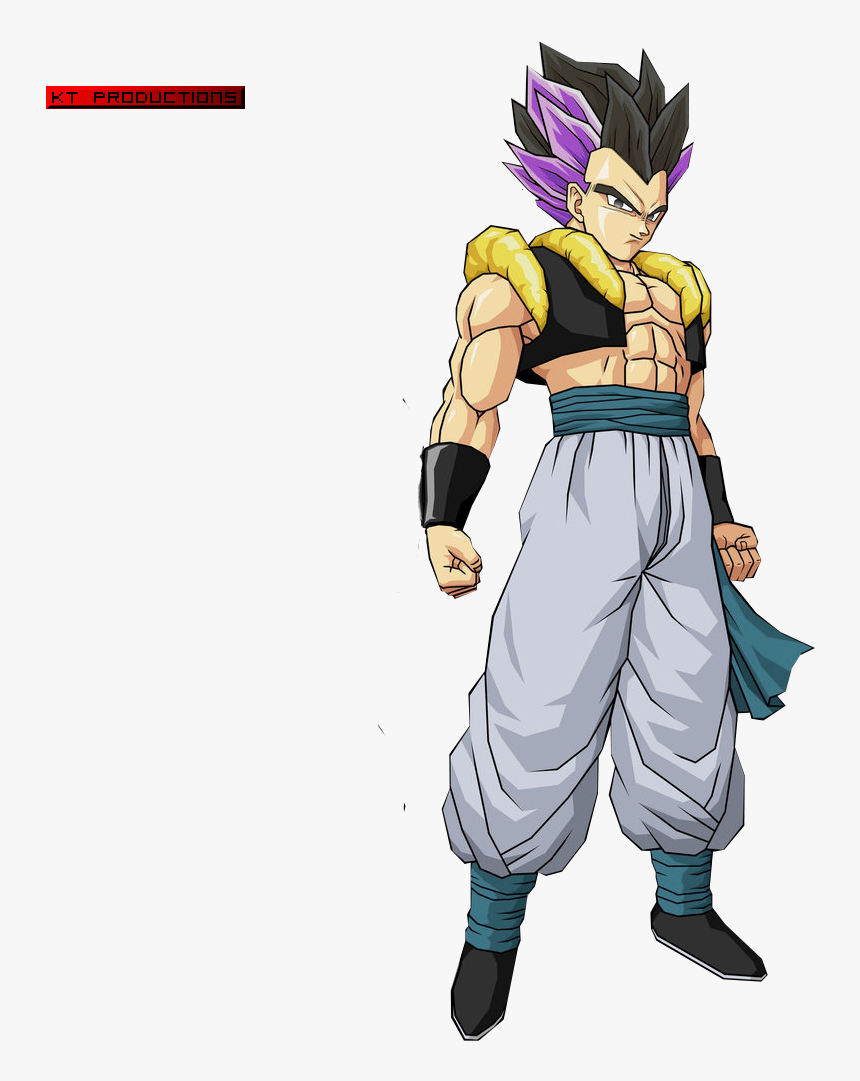 Dragon Ball Z Gotenks Adult , Png Download - Dragon Ball Z Gogeta, Transparent Png, Free Download