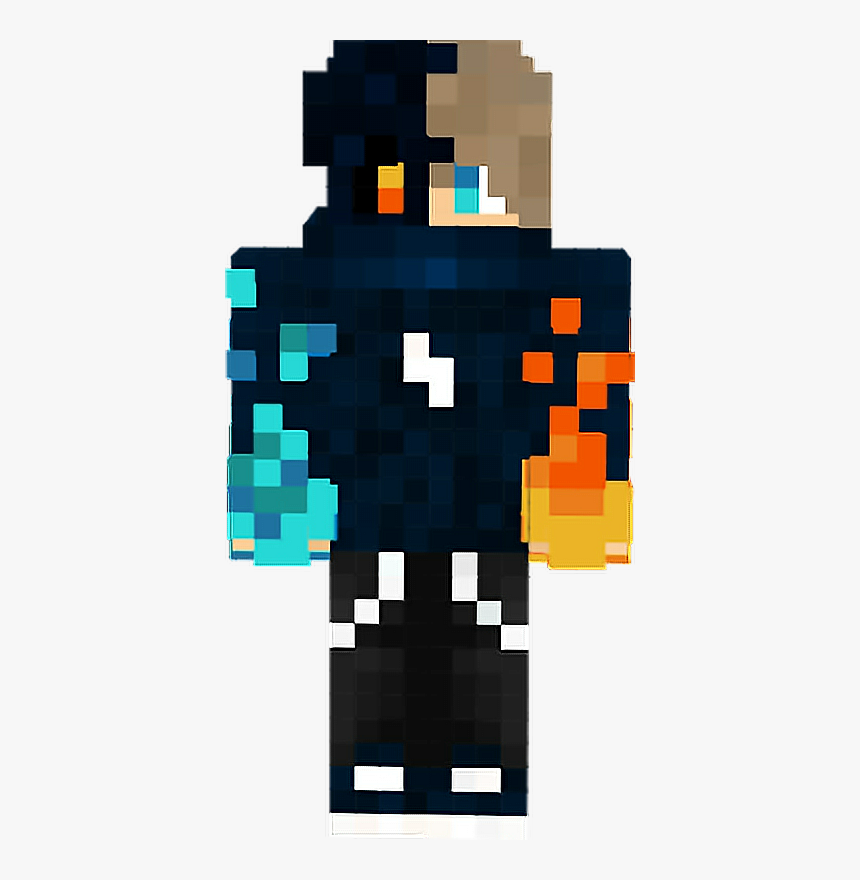 #remixit #ciao #minecraft #skin #gamer #game #videogame - Skin De Minecraft Png, Transparent Png, Free Download
