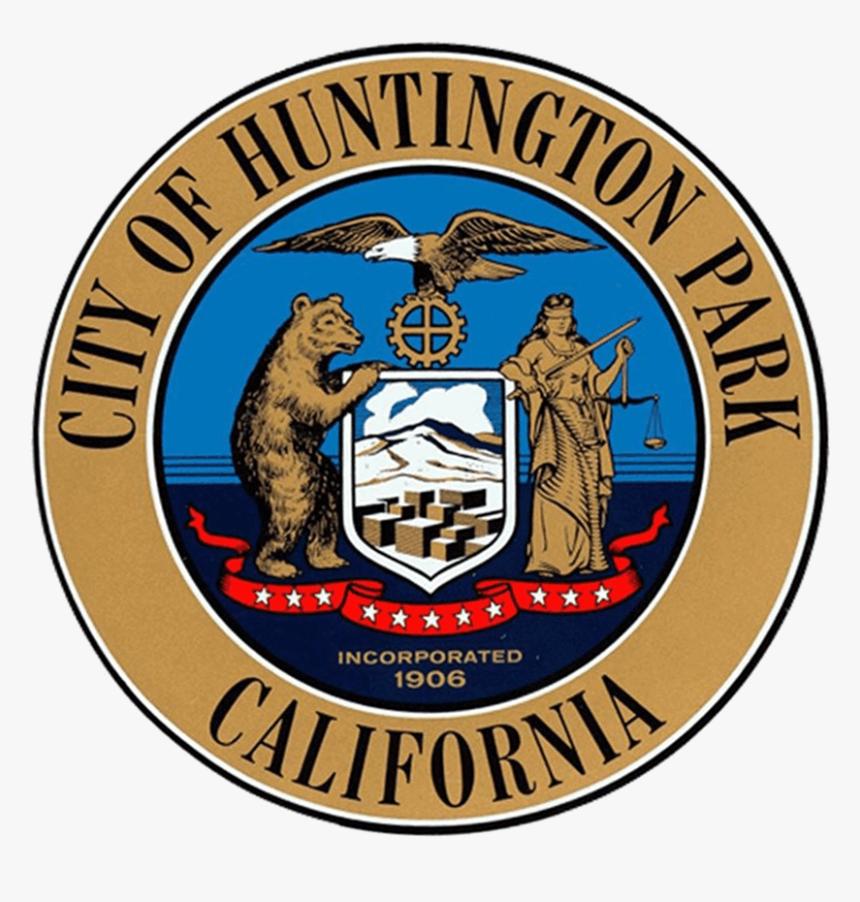 Huntington Park Seal, HD Png Download, Free Download