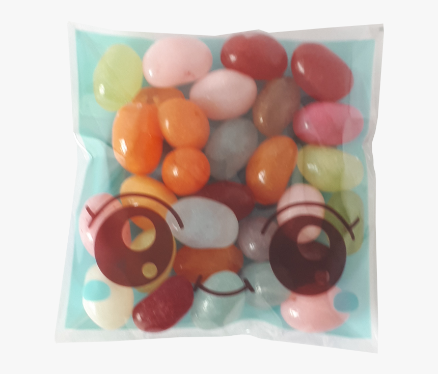 Crazy Eyes Blauw Jelly Beans - Candy, HD Png Download, Free Download