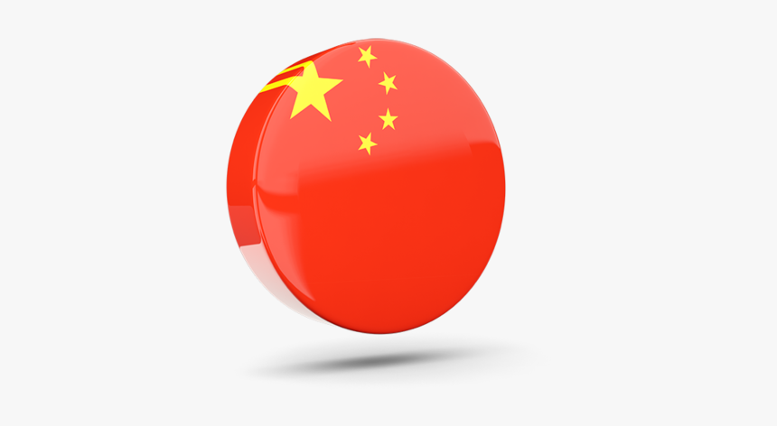 Glossy Round Icon 3d 3d China Flag Png Transparent Png Kindpng