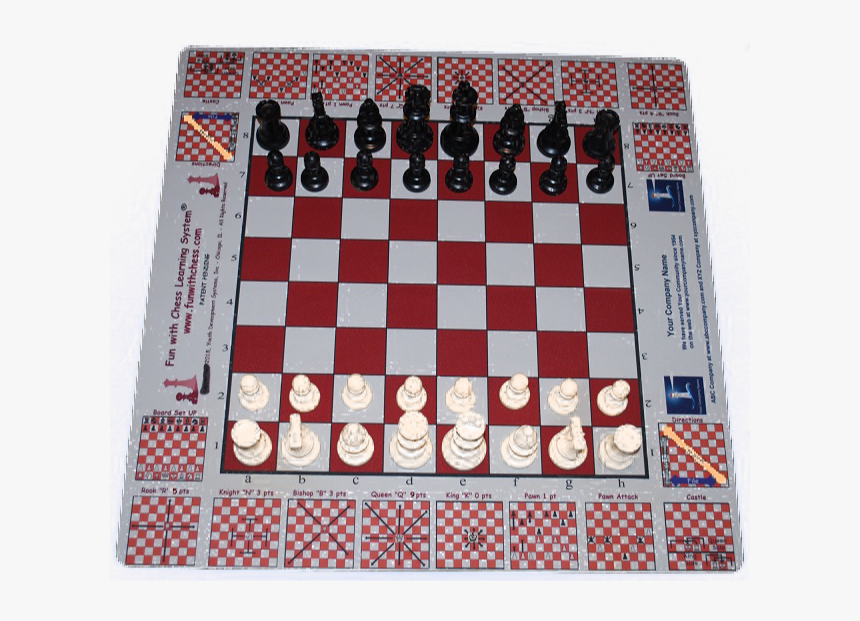 Chess Board Game Small, HD Png Download, Free Download