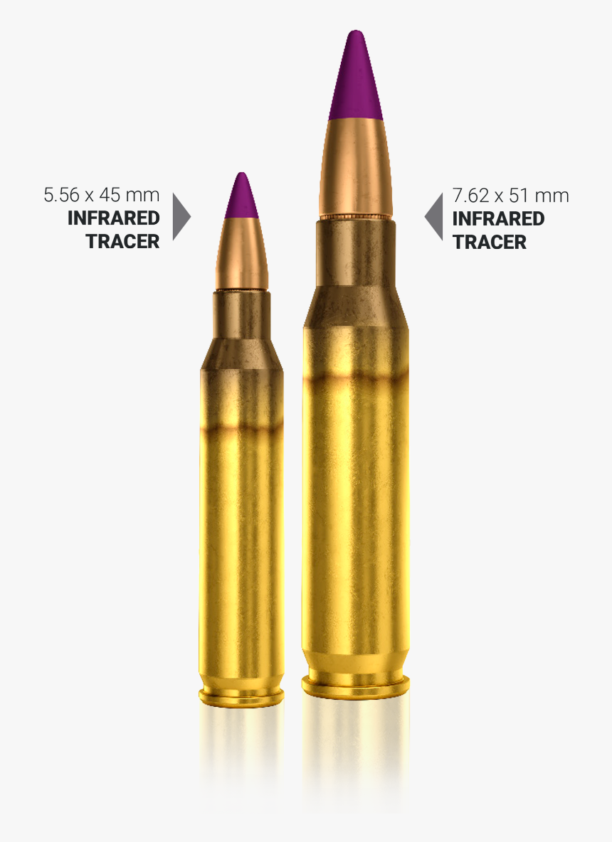 Infrared Tracer - Tracer Bullets, HD Png Download, Free Download