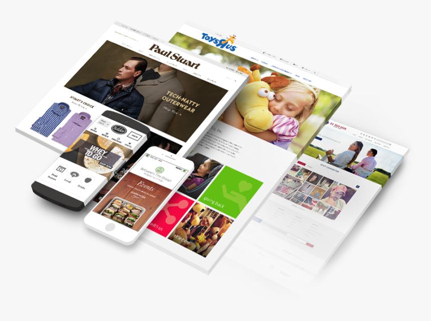 Website Design Png, Transparent Png, Free Download