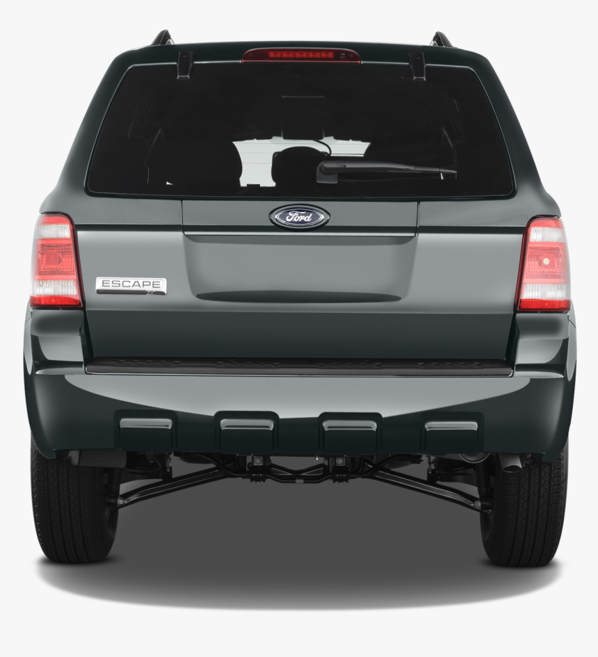 Ford Vertrek By Design - Rear Bumper 2011 Ford Escape, HD Png Download, Free Download