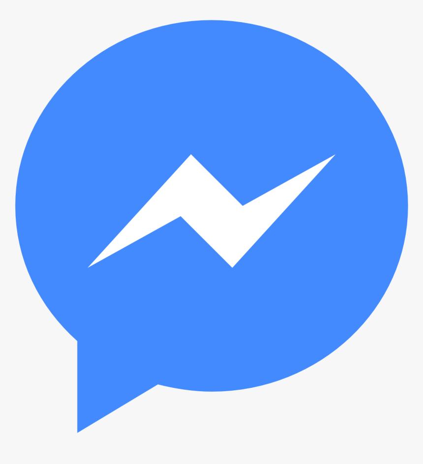 Facebook Chat Logo Png, Transparent Png, Free Download
