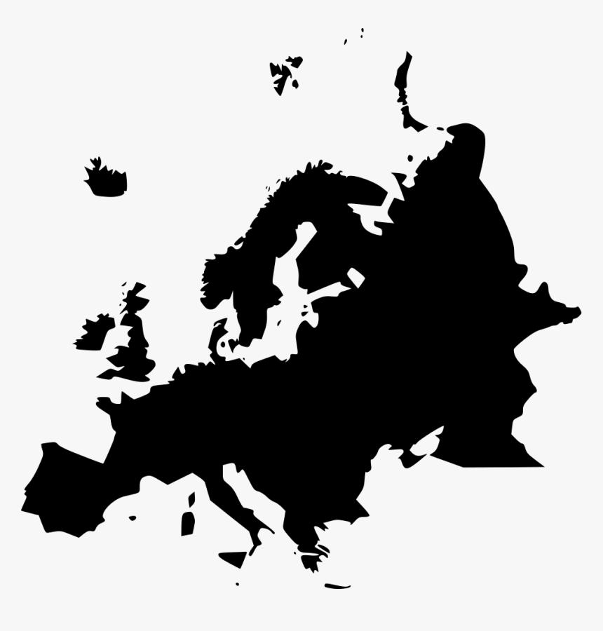 Europe - Europe Svg, HD Png Download, Free Download