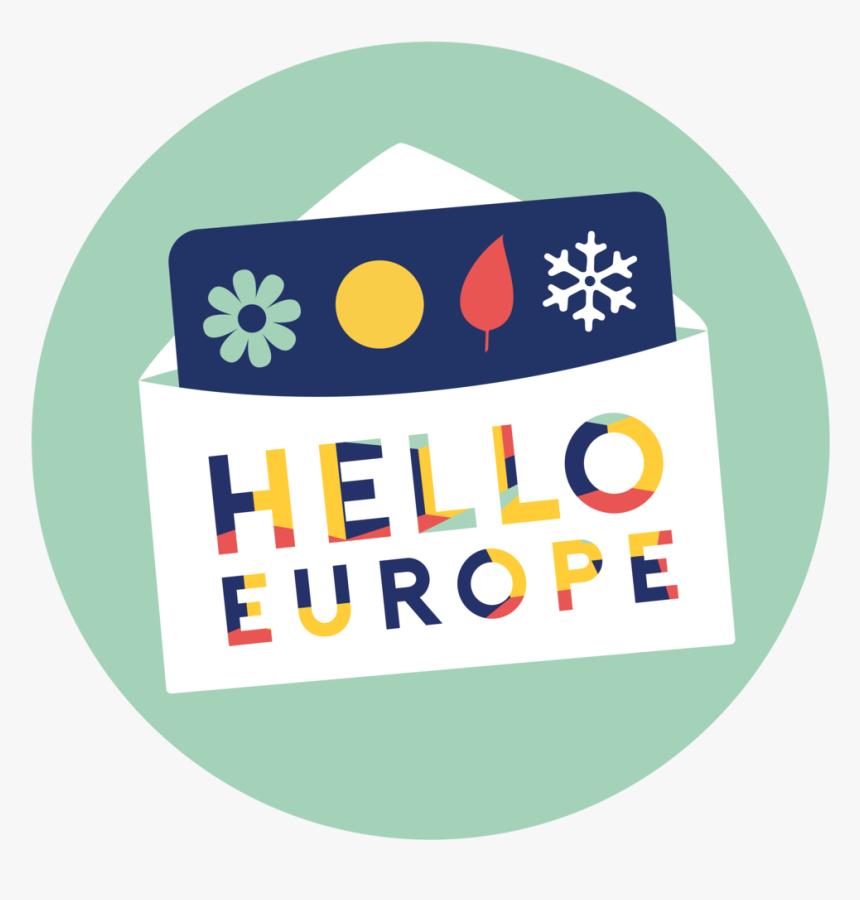 Hello Europe Quarterly Logo Final-01 - Circle, HD Png Download, Free Download