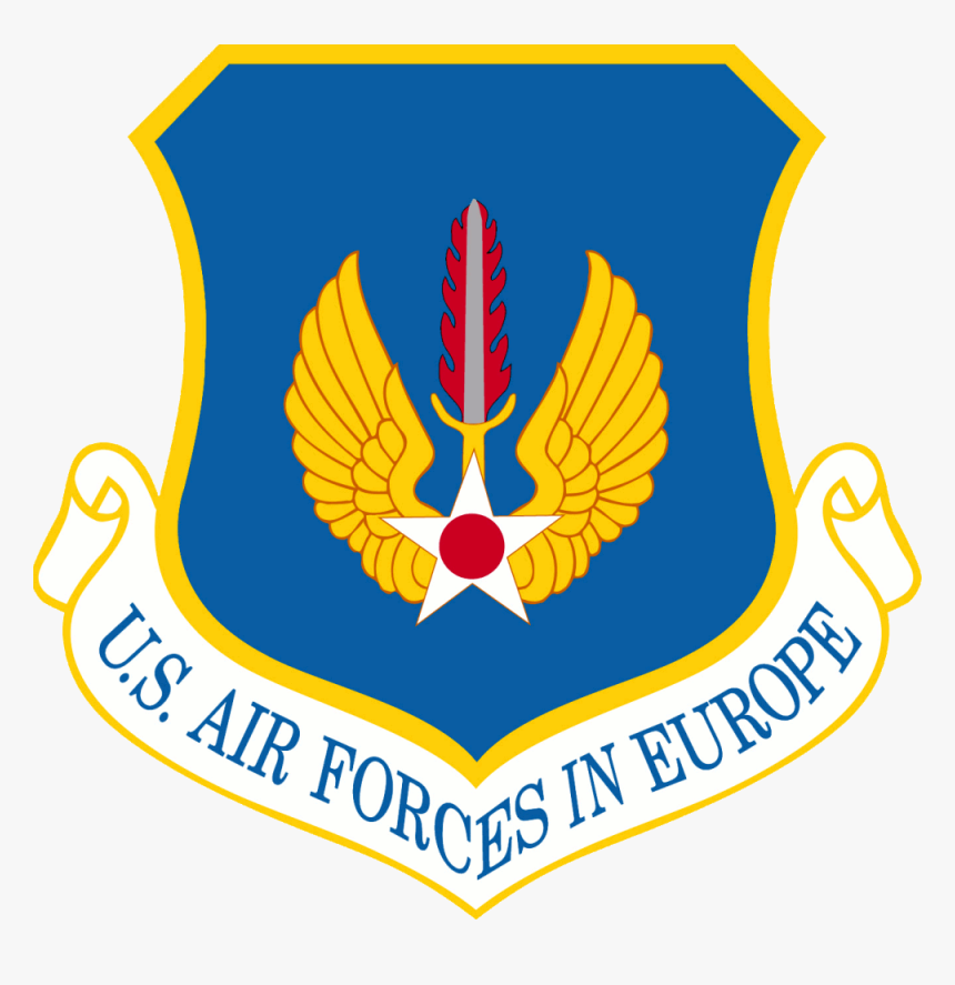 United States Air Forces In Europe - United States Air Forces In Europe - Air Forces Africa, HD Png Download, Free Download