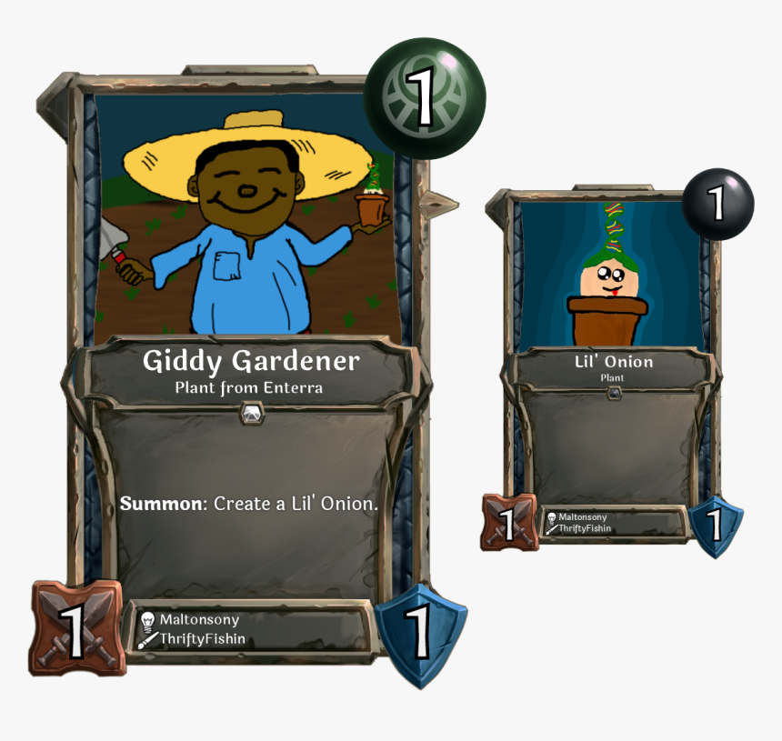 Giddy Gardener - Portable Network Graphics, HD Png Download, Free Download