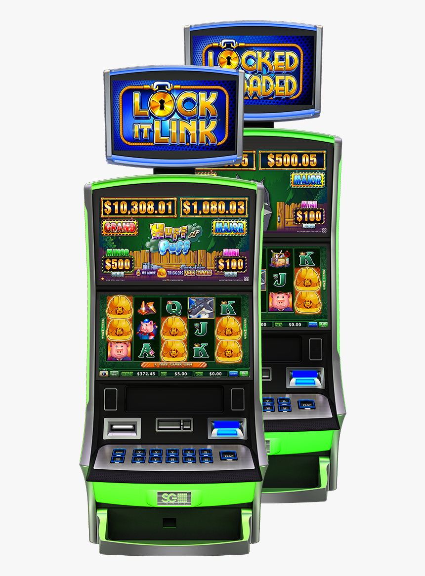 Slot Machine, HD Png Download, Free Download