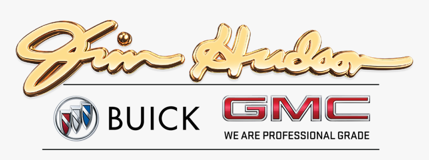 Jim Hudson Buick Gmc - Jim Hudson Buick Gmc Cadillac Logo, HD Png Download, Free Download