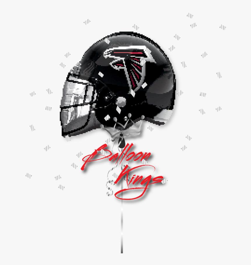 Falcons Helmet - Atlanta Falcons Helmet, HD Png Download, Free Download