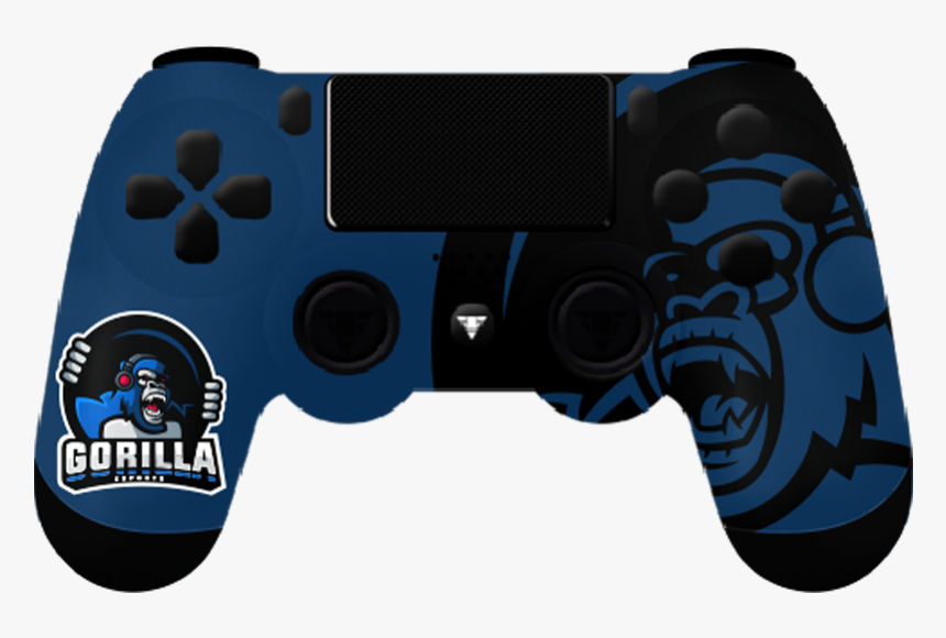Gorilla Esports Playstation 4 Controller - Game Controller, HD Png Download, Free Download