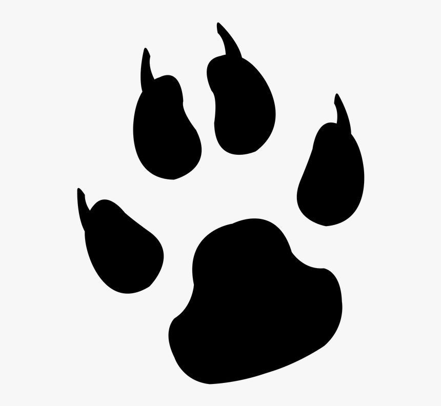 Black Lion Paw Print Hd Png Download Kindpng Free paw prints image png format: black lion paw print hd png download