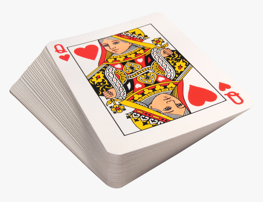 Playing S Png Image - Transparent Background Deck Of Cards Png, Png Download, Free Download
