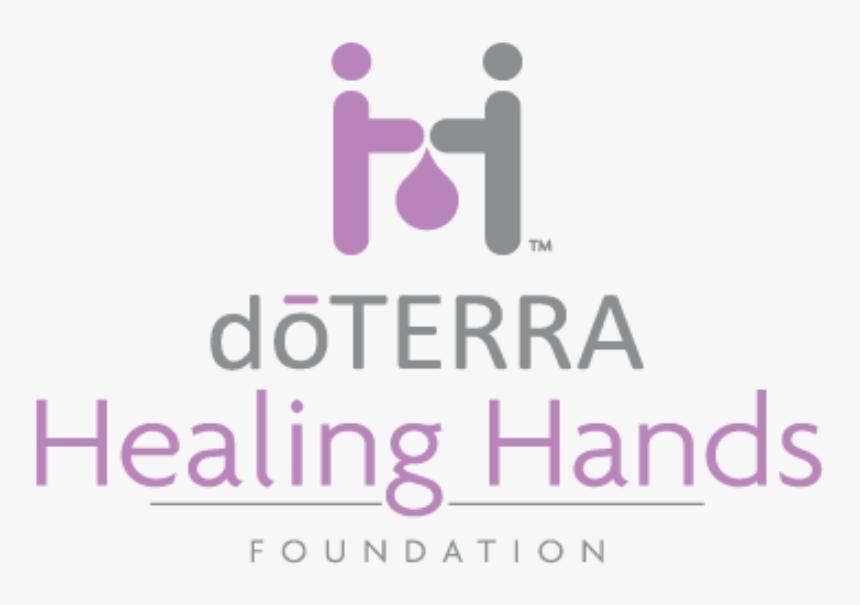 Doterra Logo Png - Doterra Healing Hands Logo, Transparent Png, Free Download