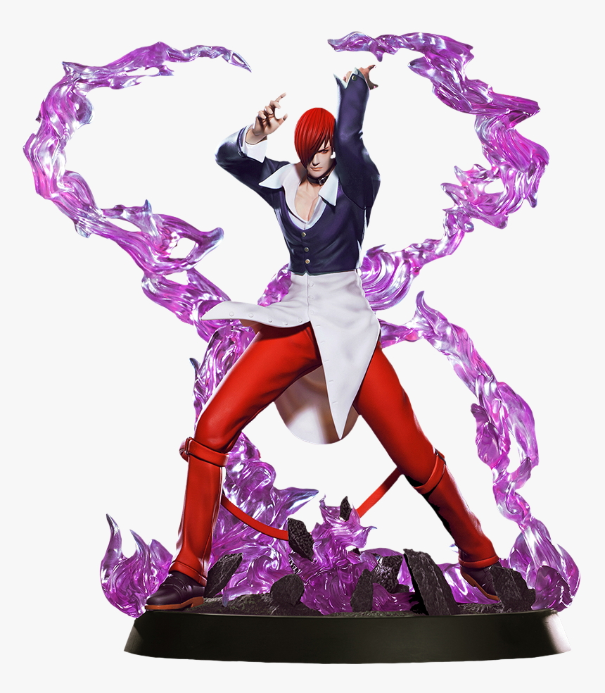 The King Of Fighters 97 King Of Fighter Iori Yagami Hd Png