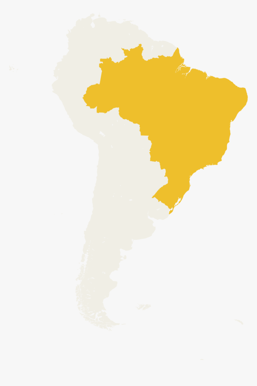Picture of: Brazil South America Heightmap Hd Png Download Kindpng