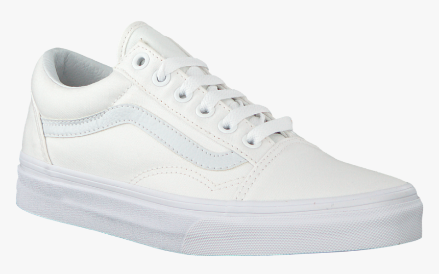 White Vans Sneakers Old Skool Wmn 2019 New Products - Adidas ...