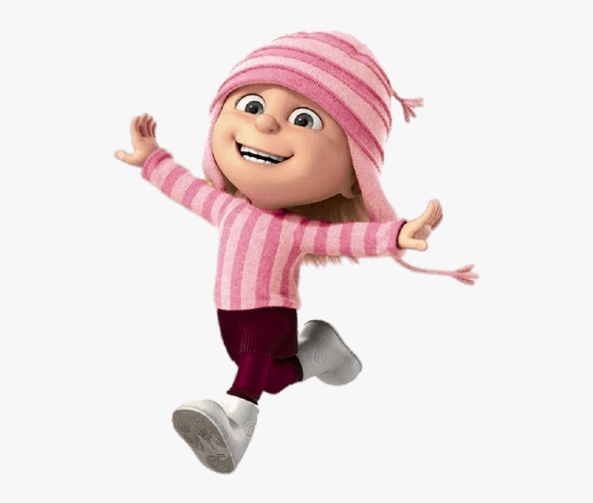 Despicable Me Edith Gru - Edith Despicable Me Png, Transparent Png, Free Download