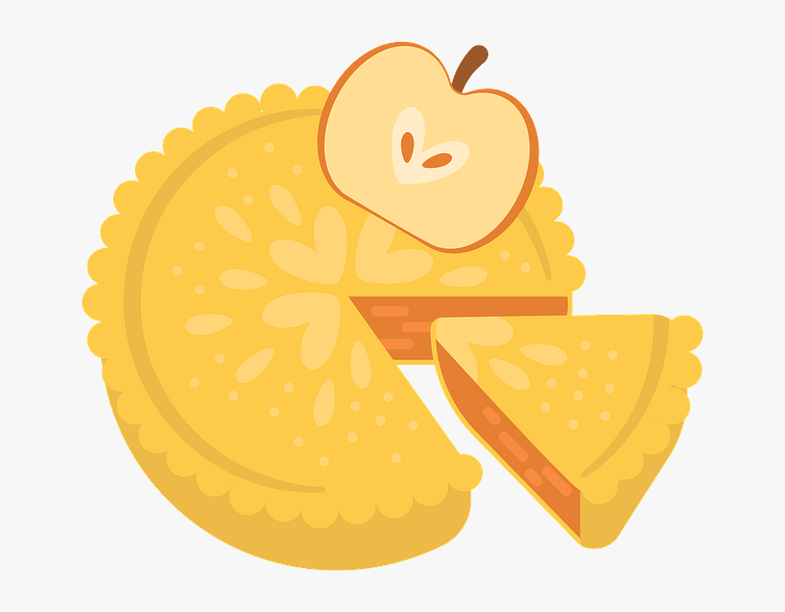 Apple Pie Clipart, HD Png Download, Free Download