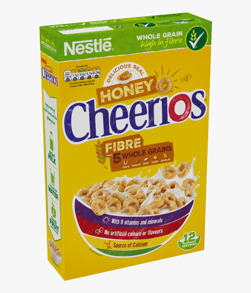 Cheerios Products Nestl Cereals - Nestle Cheerios, HD Png Download, Free Download