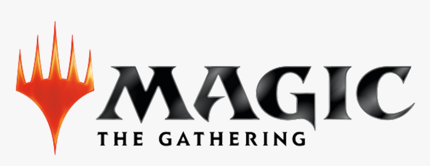 Magic The Gathering Logo, HD Png Download - kindpng
