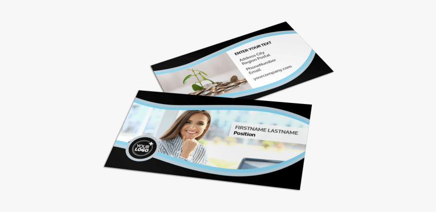 Tax Consultants Business Card Template Preview - Tax Consultant Visiting Card, HD Png Download, Free Download