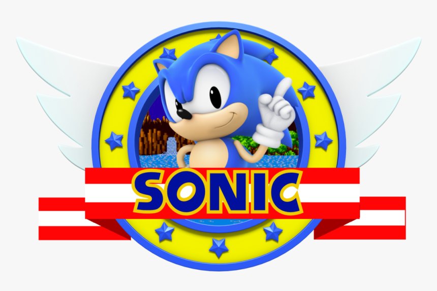 Ring Clipart Sonic Sonic The Hedgehog Ring Hd Png Download Kindpng