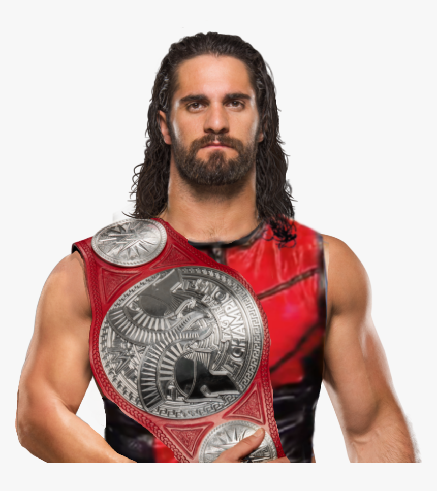 Thumb Image - Seth Rollins Wwe Champion Png, Transparent Png, Free Download