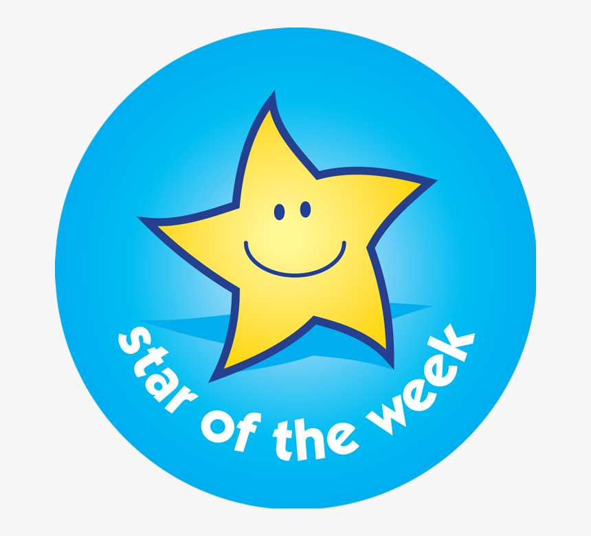Star Of The Week Sticker, HD Png Download, Free Download