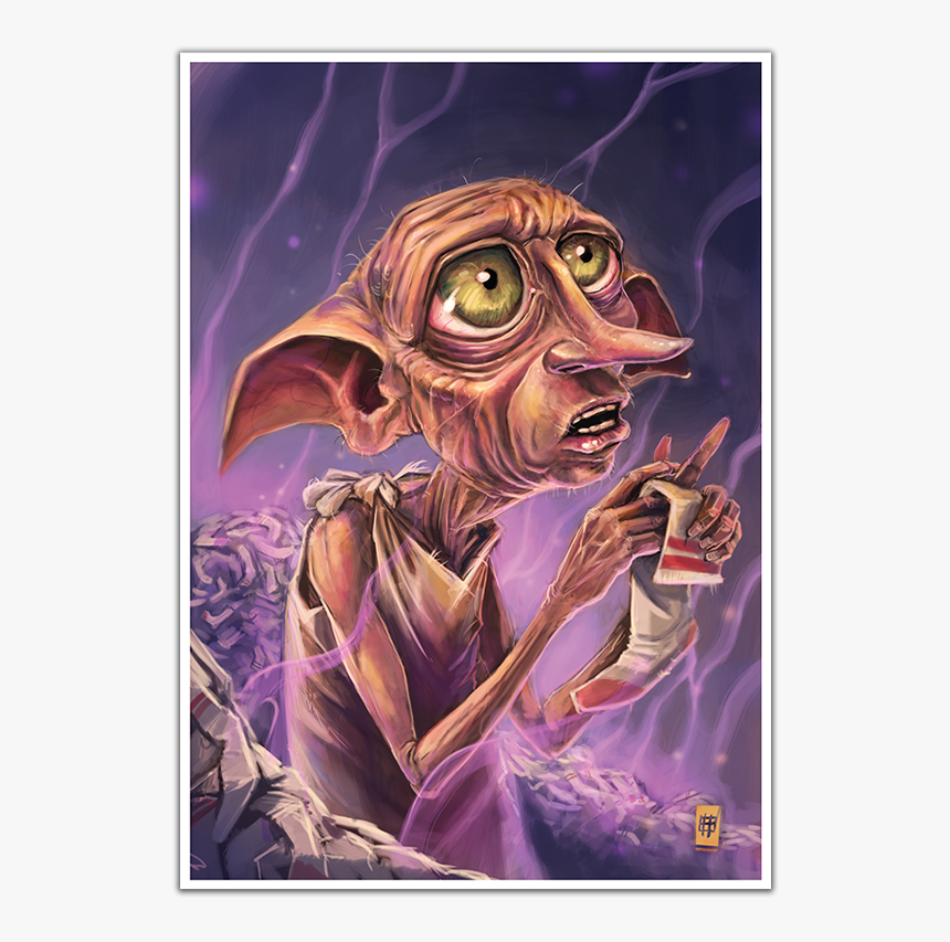 Image Of Dobby - Illustration, HD Png Download, Free Download