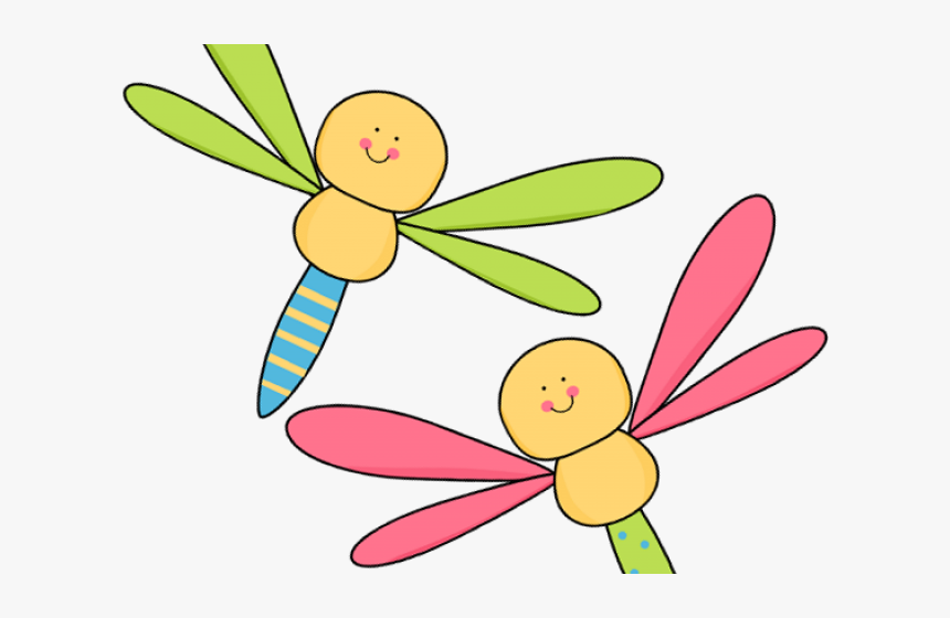 Dragonfly Clipart Mothers Day - Ejercicios Con Do Does Don T Doesn T, HD Png Download, Free Download