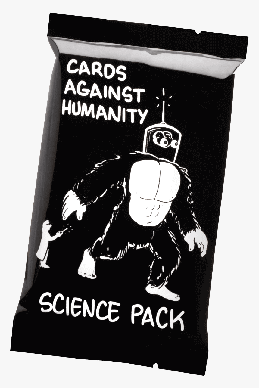 Cards Against Humanity Science Pack Expansion Limited - Cards Against Humanity Science Pack Expansion, HD Png Download, Free Download