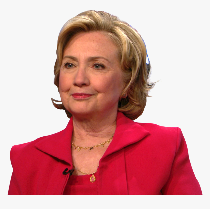 Transparent Hillary Clinton Clipart - Hillary Clinton Transparent Background, HD Png Download, Free Download
