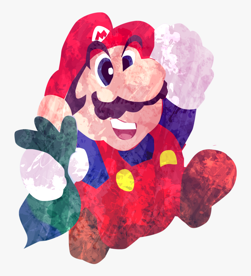 Super Mario Bros - Super Mario Bros 2 Png, Transparent Png, Free Download