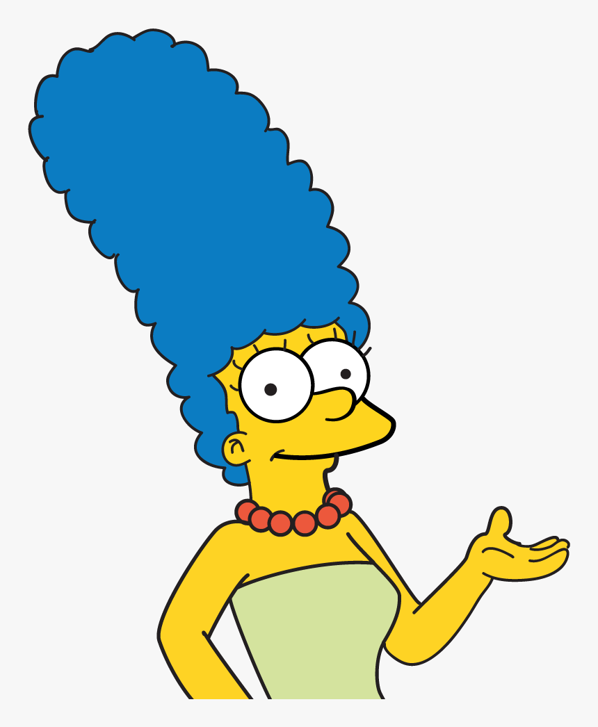 Png Clipart Marge Simpson Marge Simpson Png Transparent