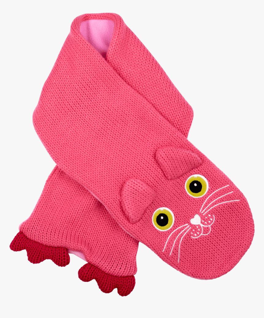 Girl Scarf Free Png Image - Scarf For Kids, Transparent Png, Free Download