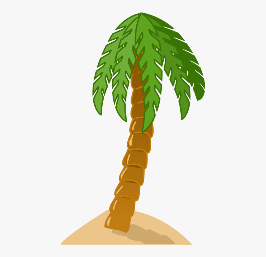 Plant,leaf,arecales - Palm Tree Clip Art, HD Png Download, Free Download